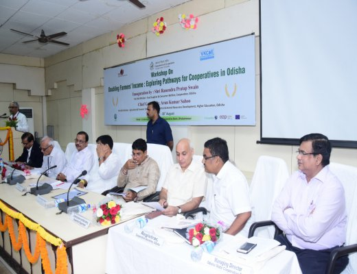 VKCoE organizes workshop on