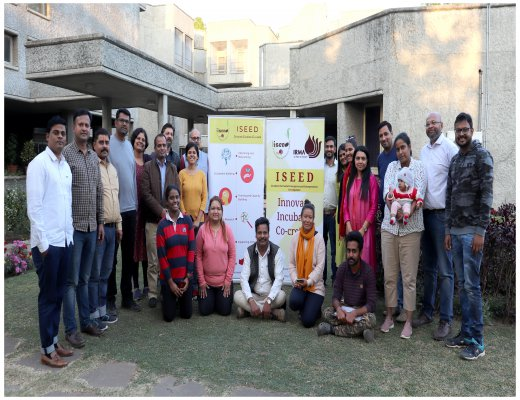ISEED organises two day workshop on Community Based Tourism