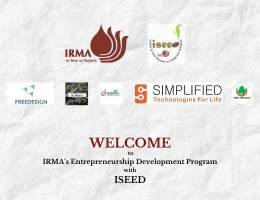 ISEED launches Entrepreneurship Development Program 2020 with a cohort of five entrepreneurial ventures