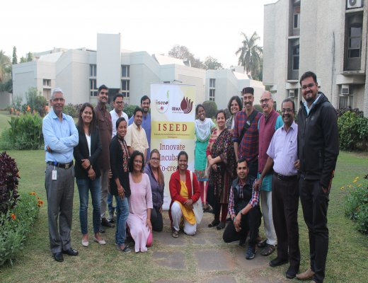 ISEED organises programme on Building and Managing Social Enterprises