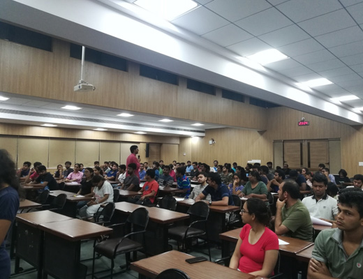 Students Get Recognized by Godrej on Campus
